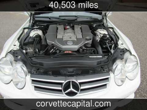 2007 Mercedes Benz Sl55 5 5l Amg Used Cars St Charles