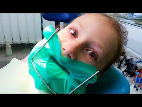 У стоматолога   Пломба   Подарок   Жучок