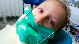 У стоматолога | Пломба | Подарок | Жучок