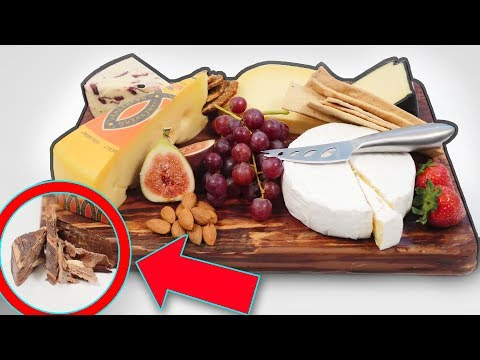 The best CHOCOLATE cheese board idea you've EVER seen!