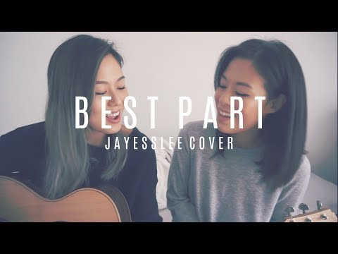 BEST PART | DANIEL CAESAR ft. H.E.R (Jayesslee Cover) Available on Spotify and iTunes!