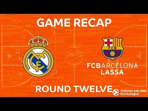 Highlights: Real Madrid  - FC Barcelona Lassa