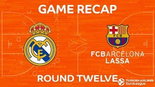 Highlights: Real Madrid  - FC Barcelona Lassa