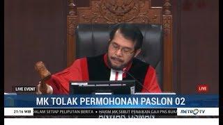 Gambar cover Game Over! Putusan Final MK: Gugatan Prabowo Ditolak!