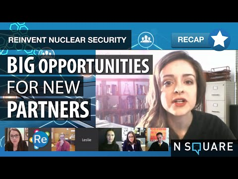 Expanding the Role of Outside Organizations (Roundtable Recap) | Reinvent Nuclear Security