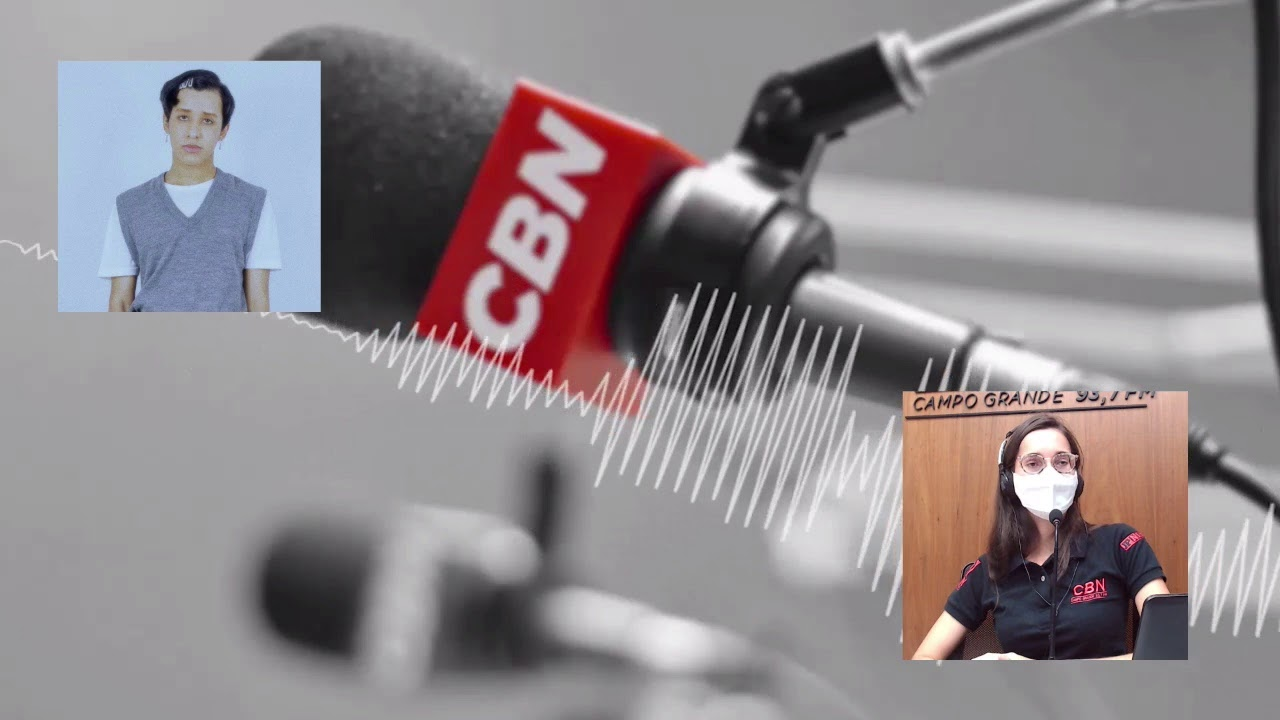 Programa CBN Campo Grande (26/03/2021): com Loraine França