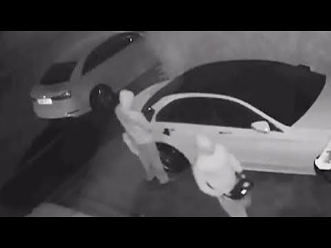 Thieves stealing high-end cars from Ottawa driveways