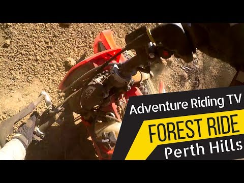 Adventure Riding TV | FOREST RIDE | Perth Hills