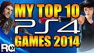 My Top 10 Upcoming PS4 Games of 2014-2015