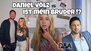 Daniel Völz ist mein BRUDER!?⎢Q&A #1