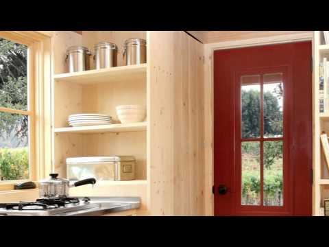 Tiny Yellow House featuring Jay Shafer of Tumbleweed Tiny House Company