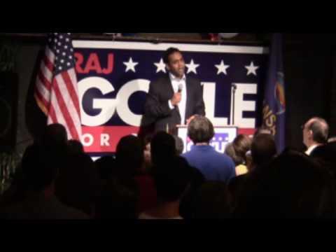 August 3, 2010; Raj Goyle's Primary Victory Speech