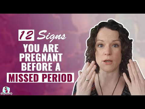 12 Little Known Very Early Pregnancy Symptoms