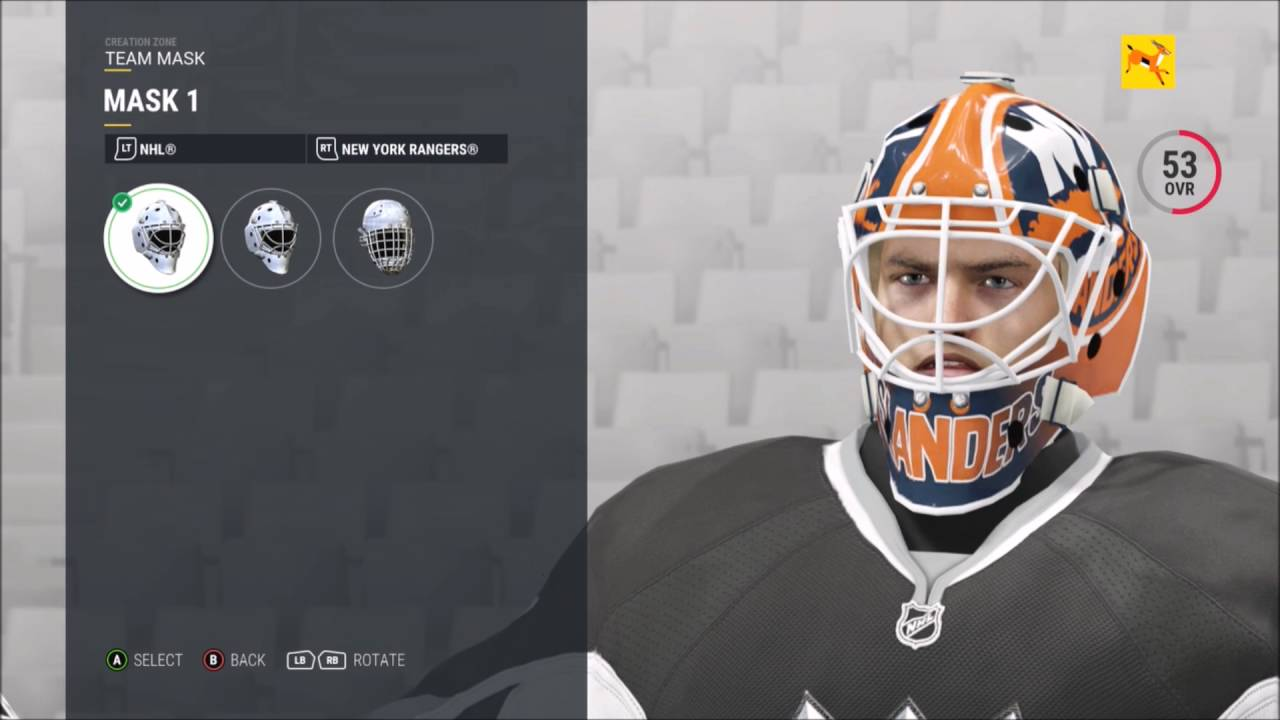 My Recommendation Goalie Mask Supply
