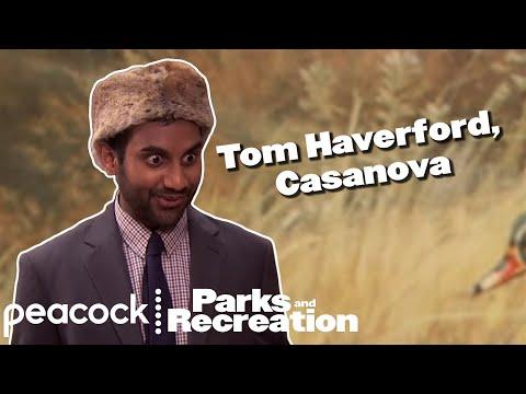 Tom Haverford, Casanova - Parks And Recreation