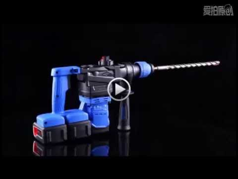 42v 5000mah heavy cordless electric impact drill lithium battery hammer drill electric tools
