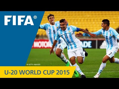 Argentina v. Panama - Match Highlights FIFA U-20 World Cup New Zealand 2015