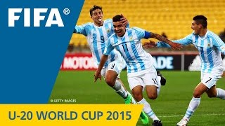 Argentina v. Panama - Match Highlights FIFA U-20 World Cup New Zealand 2015