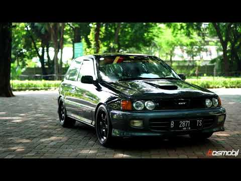 Toyota Starlet GT Turbo EP82 Indonesia