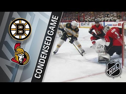 Boston Bruins vs Ottawa Senators – Dec. 30, 2017 | Game Highlights | NHL 2017/18. Обзор матча