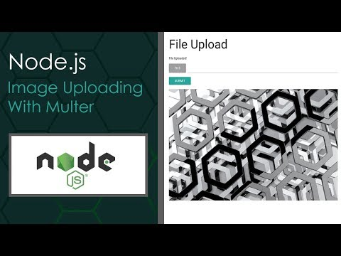 Node.js Image Uploading With Multer