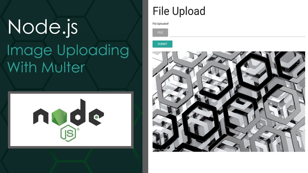 Node js Image Uploading With Multer