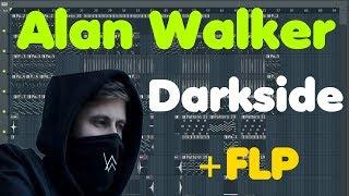 Gambar cover Alan Walker • Darkside • FL Studio Remake (+free download!)