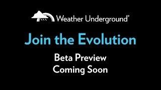 Weather Underground Evolution