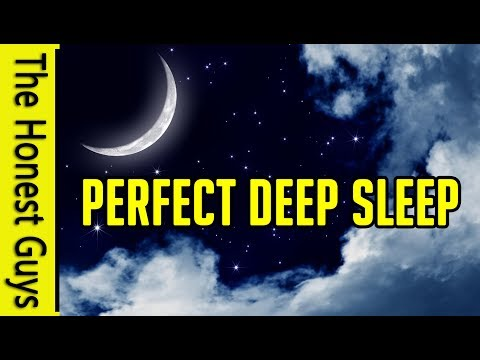 PERFECT DEEP SLEEP Talkdown with Delta Wave Isochronic Tones & Binaural Beats