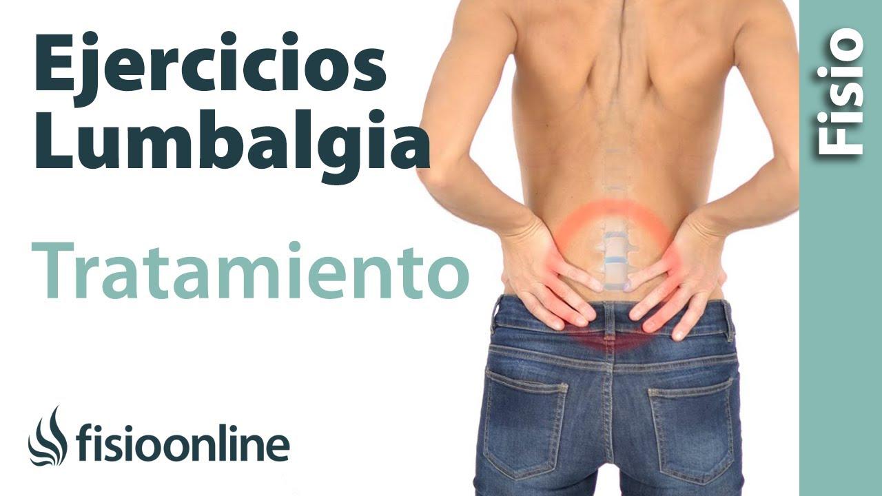 medicamentos para la lumbalgia y ciatica