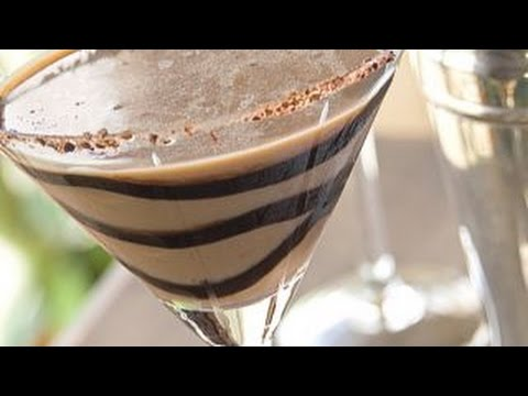 A Chocolate Martini To Celebrate Make Your Own Holiday Day