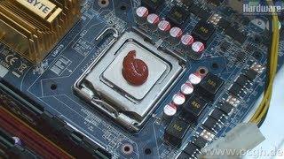 Ketchup als Wärmeleitpasten? PCGH in Gefahr testet alternative Wärmeleitpasten