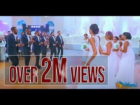 Ethiopian Wedding  Meskerem and Abel - Best Entrance  Sep 21, 2019 Washington DC  #Habeshawedding