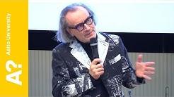 """Ihanuuden filosofia"" - 3/8 Filosofia ja systeemiajattelu 2019 Prof. Esa Saarinen"