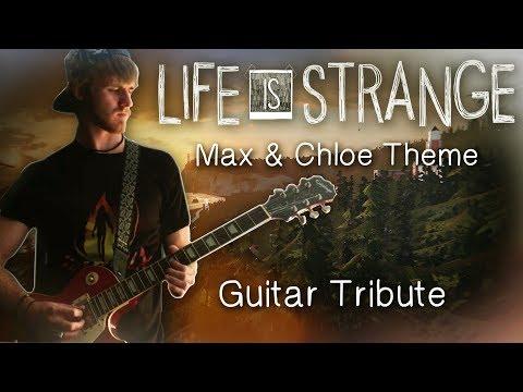 Life is Strange - Max & Chloe Theme (Guitar Tribute)