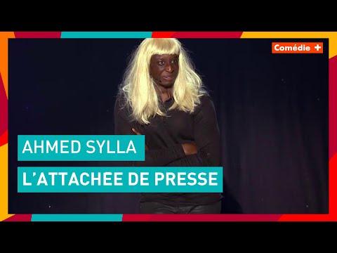 Ahmed Sylla - L'attachée de presse - Comédie+
