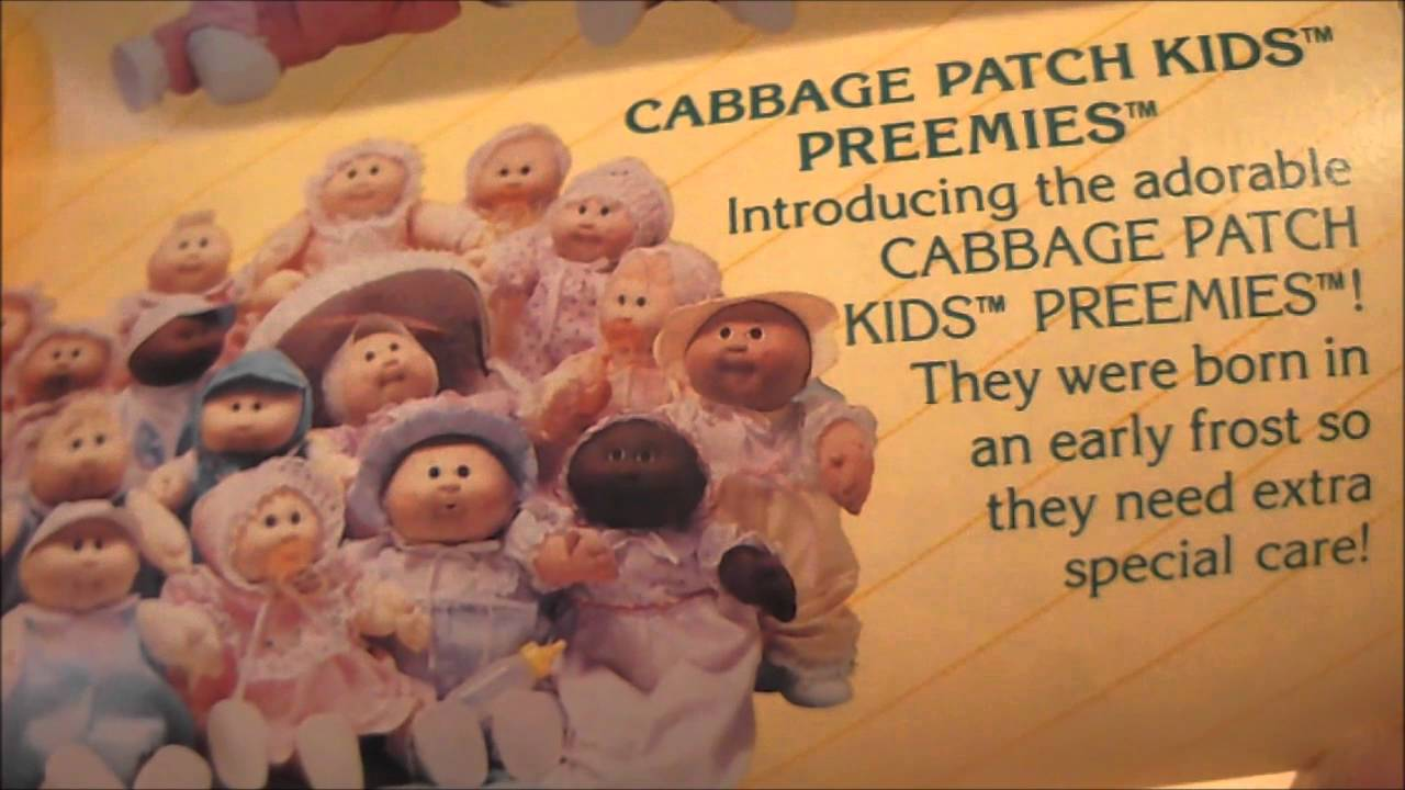 Opening a vintage cabbage patch kids birth certificate and opening a vintage cabbage patch kids birth certificate and adoption papers aiddatafo Images