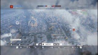BATTLEFIELD 1 gameplay still with BF Viking part 3