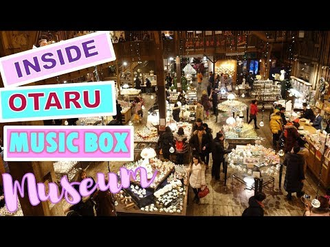 ¥ 21 MILLION MUSIC BOX IN OTARU, HOKKAIDO | JAPAN