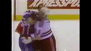Darren Langdon vs Lyle Odelein, Round 1 March 16, 1996