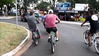 Cravados do Grau (1°Encontro em  jau) Wheeling Bike