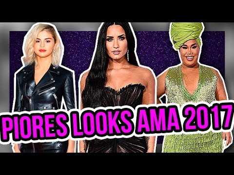 OS PIORES LOOKS DO AMA 2017 | Diva Depressão