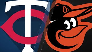 Gibson, Sano lead Twins to a 6-2 victory - 3/31/18