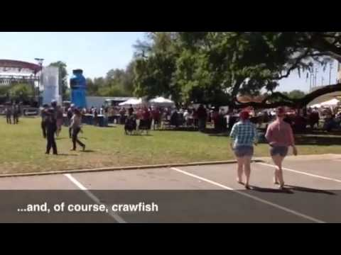 Crawfish Music Festival Is More Than Just Crustaceans