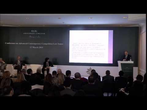 """Richard Whish on """"By Object"""" Competition Restrictions (comments by Gönenç Gürkaynak)"""