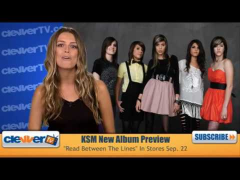 KSM New Album and I Want You To Want Me Music Video