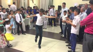 Азербайджанская свадьба в Самаре ( Национальный танец)