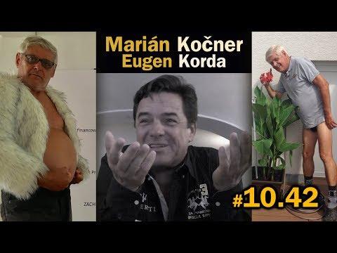 Marian Kočner: Korda nie je novinár! K ženám sa chová ako prasa #10.42