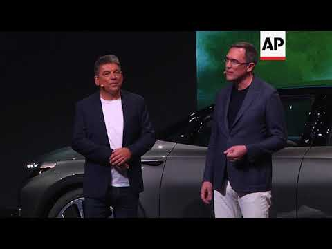 Byton unveils concept car ahead of Beijing motor show
