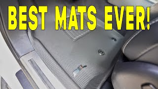 Best Floormats Ever! - Weatherproof 3Dmats Maxpider Kagu Mats - Lexus LX570 Build